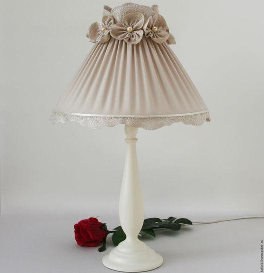"""Освещение ручной работы. Ярмарка Мастеров - ручная работа. Купить Настольная лампа """"Беатриче"""". Handmade. Настольный светильник, классический стиль"""