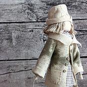 """Куклы и игрушки ручной работы. Ярмарка Мастеров - ручная работа """"Зимнее гулянье"""" русская игровая кукла.. Handmade."""