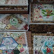 Для дома и интерьера ручной работы. Ярмарка Мастеров - ручная работа Всякая всячина.... Handmade.