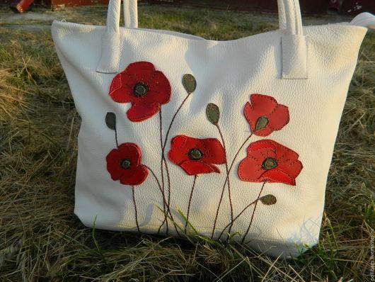 Сумка кожаная. Женская сумка. Кожаная женская сумка. Кожаная сумка с аппликацией. Аппликация из кожи. Летняя сумка красивая сумка дизайнерская сумка авторская сумка летняя сумка сумка кожа