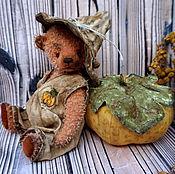 """Куклы и игрушки ручной работы. Ярмарка Мастеров - ручная работа Мишка """"Август"""". Handmade."""