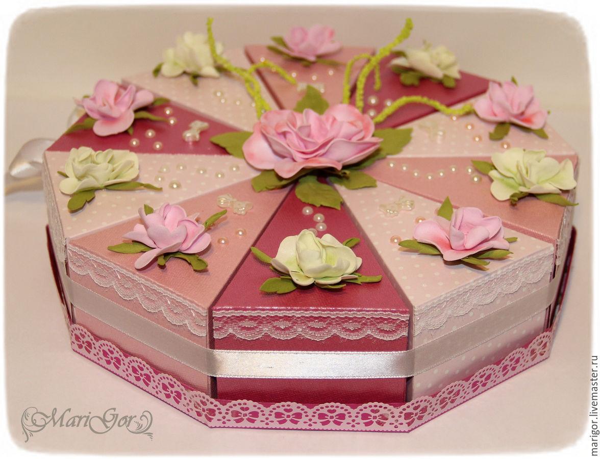 торт с пожеланиями на новый год