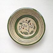 """Посуда ручной работы. Ярмарка Мастеров - ручная работа Пиала """"Ягода"""". Handmade."""