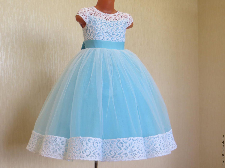 Нарядные платья для девочек пошить своими руками фото 597