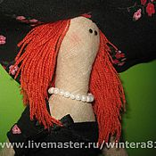 Куклы и игрушки ручной работы. Ярмарка Мастеров - ручная работа Мадмуазель Коко. Handmade.