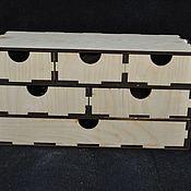 Органайзеры ручной работы. Ярмарка Мастеров - ручная работа Модульный органайзер №2. Handmade.
