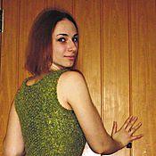 """Одежда ручной работы. Ярмарка Мастеров - ручная работа Платье """"Дриада"""". Handmade."""