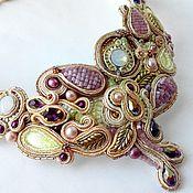 "Украшения handmade. Livemaster - original item Necklace ""Fantasy"". Handmade."