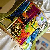"""Одежда ручной работы. Ярмарка Мастеров - ручная работа Корсет """"Волшебный сад"""". Handmade."""