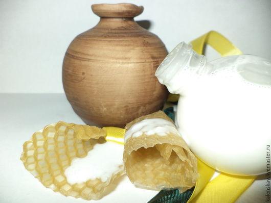 Крем, гель, сыворотка ручной работы. Ярмарка Мастеров - ручная работа. Купить СУПЕР СРЕДСТВО!!! Сыворотка для лица «Пчелиное маточное молочко». Handmade.