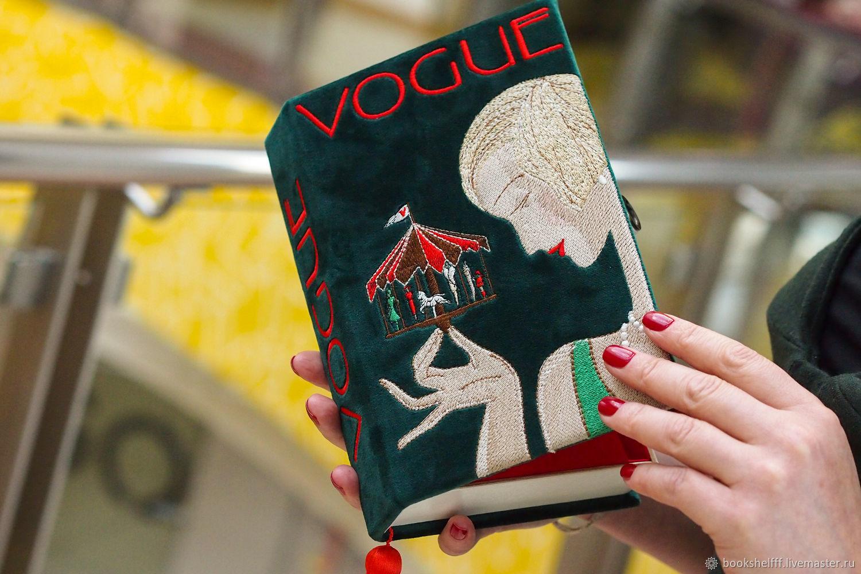 Clutch-book 'Vogue', Clutches, Permian,  Фото №1