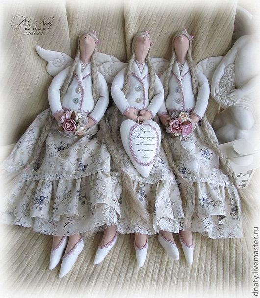 Куклы Тильды ручной работы. Ярмарка Мастеров - ручная работа. Купить Тильды  IVORY collection. Handmade. Бежевый, текстильная кукла