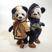 Панды тедди Романтики