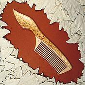 Сувениры и подарки handmade. Livemaster - original item Comb from Kareli Cass. Handmade.