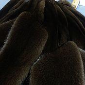 Материалы для творчества ручной работы. Ярмарка Мастеров - ручная работа Шкурки норки сканбраун. Handmade.