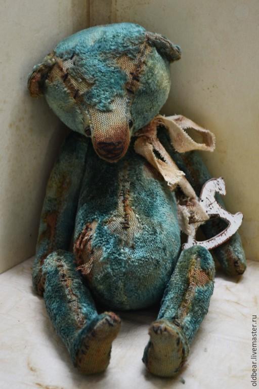Мишки Тедди ручной работы. Ярмарка Мастеров - ручная работа. Купить Lost Bear..... Handmade. Мишка, мишка винтажный