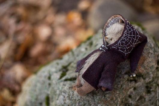 Мишки Тедди ручной работы. Ярмарка Мастеров - ручная работа. Купить паутинка. Handmade. Серый, мохер, шплинтовое соединение