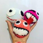 twins_toys_crochet - Ярмарка Мастеров - ручная работа, handmade