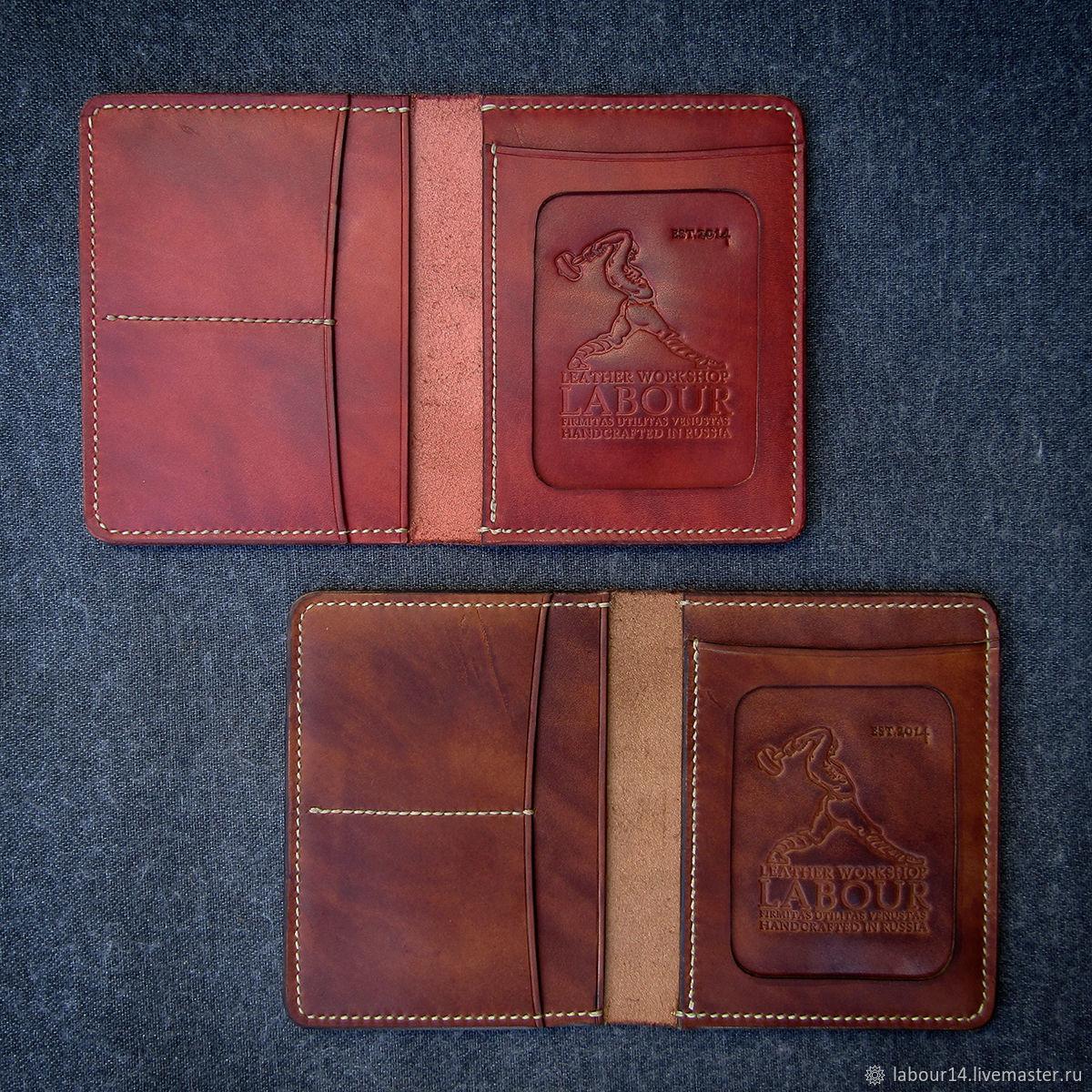 Purse for avtodokumentov, wallet, driver 4.1, Wallets, Sevsk,  Фото №1