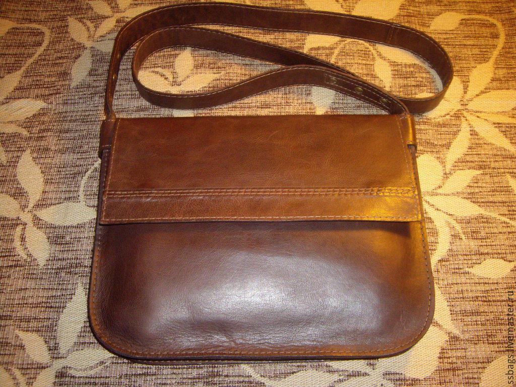 Купить сумку из кожи в москве