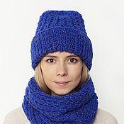 Аксессуары handmade. Livemaster - original item Dorothea cashmere hat