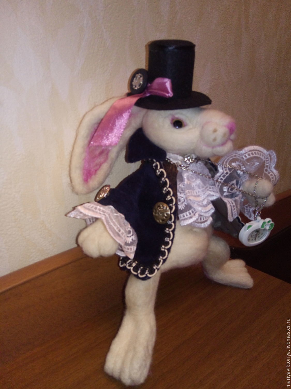 Белый кролик из Алисы, , Санкт-Петербург, Фото №1