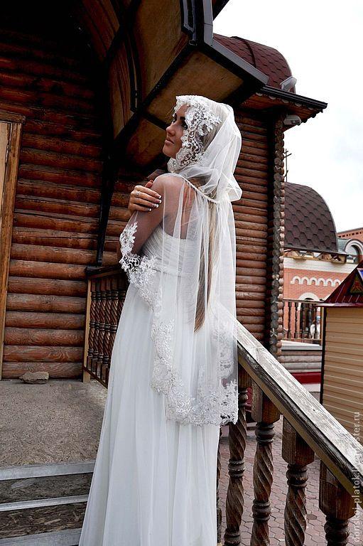 Сшить платок для венчания