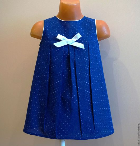 Мастер класс шьем платье