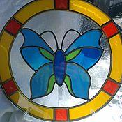Для дома и интерьера ручной работы. Ярмарка Мастеров - ручная работа Бабочка. Handmade.