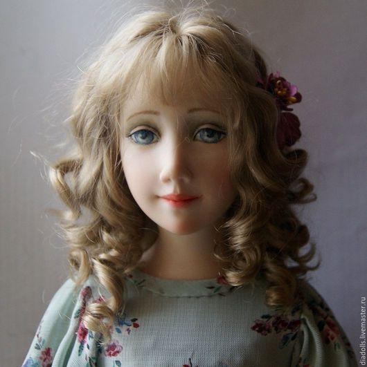 Коллекционные куклы ручной работы. Ярмарка Мастеров - ручная работа. Купить Оленька. Handmade. Комбинированный, подарок