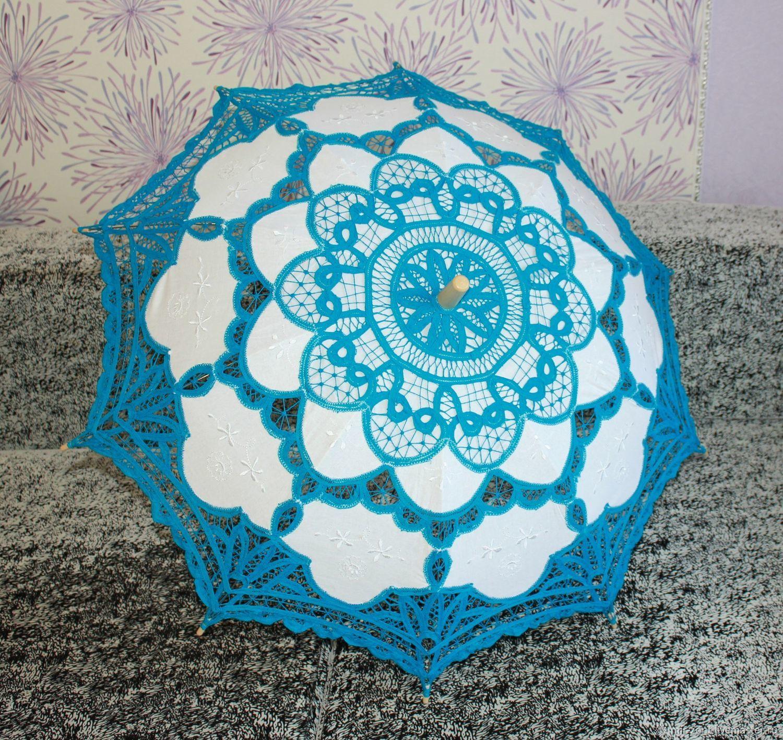Кружевной зонт №23, Зонты, Волжский,  Фото №1