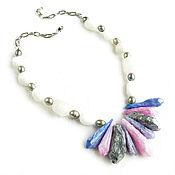 Украшения handmade. Livemaster - original item Pearl necklace,statement necklace,bead necklace. Handmade.