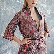 Одежда handmade. Livemaster - original item TRENCH. coat. Prada.  DISCOUNT. Handmade.