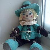 Куклы и игрушки ручной работы. Ярмарка Мастеров - ручная работа Страшила. Handmade.
