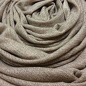 Палантины ручной работы. Ярмарка Мастеров - ручная работа Палантин из пашмины. Handmade.