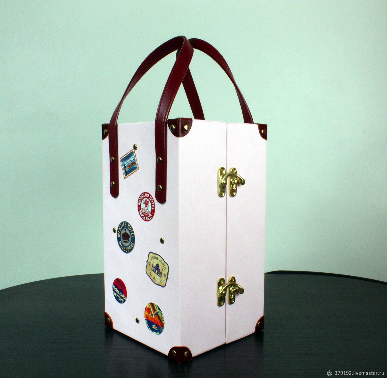 Шкаф-чемодан кукольный 30см, Мебель для кукол, Орехово-Зуево,  Фото №1