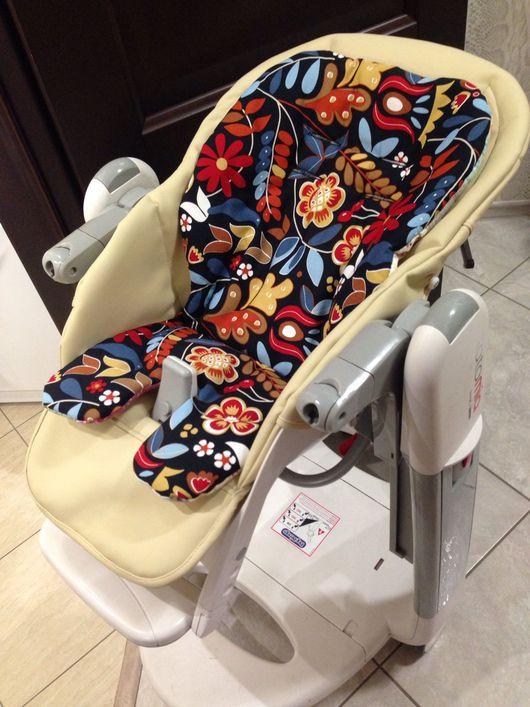 Детская ручной работы. Ярмарка Мастеров - ручная работа. Купить Вкладыш на стульчик для кормления ! Любая модель!. Handmade. Вкладыш