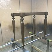 Столы ручной работы. Ярмарка Мастеров - ручная работа Стол обеденный массив ясеня. Handmade.