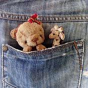 Куклы и игрушки ручной работы. Ярмарка Мастеров - ручная работа Карманные друзья. Handmade.