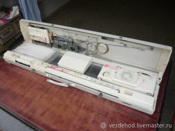 Вязальная машина  Brother КН 893 / 840 – купить в интернет-магазине на Ярмарке Мастеров с доставкой - IZ397RU | Зеленоград