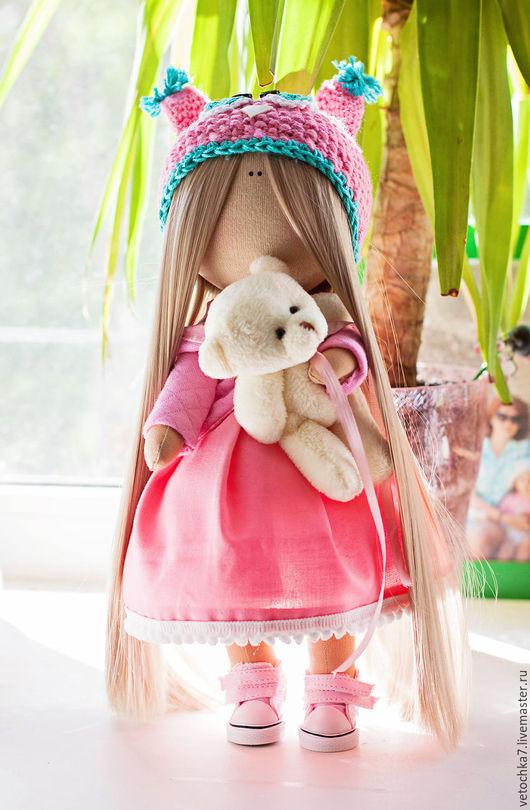 Коллекционные куклы ручной работы. Ярмарка Мастеров - ручная работа. Купить Интерьерные авторские куклы. Handmade. Брусничный, интерьерные куклы