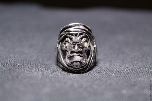 Кольца ручной работы. Ярмарка Мастеров - ручная работа. Купить Кольцо Маска Бессмертного / Mask of Immortal Ring. Handmade.