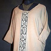 """Одежда ручной работы. Ярмарка Мастеров - ручная работа Пуловер """"Старинное кружево"""". Handmade."""