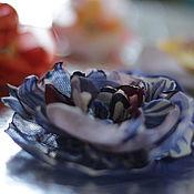 Резинка для волос ручной работы. Ярмарка Мастеров - ручная работа Резинка для волос из натурального шёлкового бархата.. Handmade.