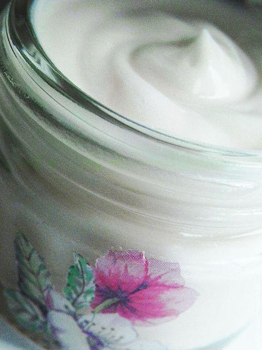 Крем, гель, сыворотка ручной работы. Ярмарка Мастеров - ручная работа. Купить Крем под глаза с экстрактом кигелии. Handmade.