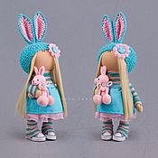 """Куклы и игрушки ручной работы. Ярмарка Мастеров - ручная работа """"marshmallow Bunny"""". Handmade."""