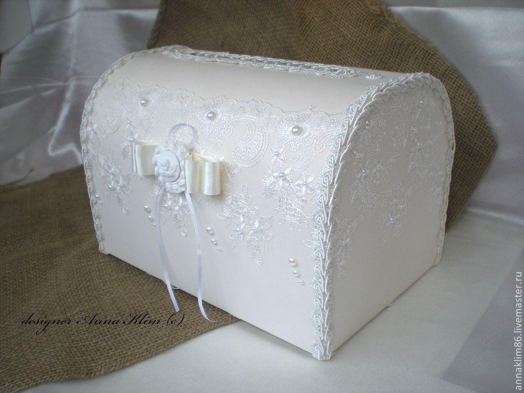 Коробка своими руками для казны 3