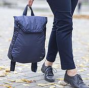 Сумки и аксессуары ручной работы. Ярмарка Мастеров - ручная работа Стильный  рюкзак. Handmade.
