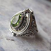 Украшения handmade. Livemaster - original item Ring with a secret