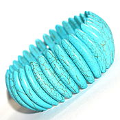 Украшения handmade. Livemaster - original item bracelet TURQUOISE. imitation. Handmade.
